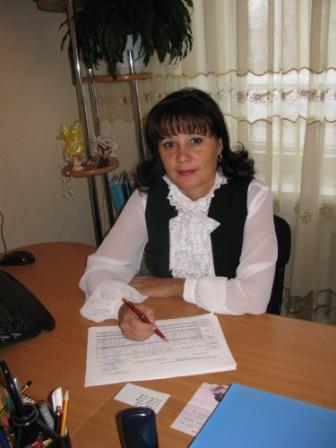 Струкова Ирина Леонидовна